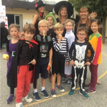 Halloween at Sartoux and Trois Collines