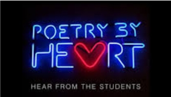 Video: Poetry by Heart competition