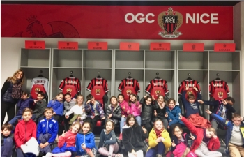 Primary Trip to Allianz Riviera and the National Sports Museum